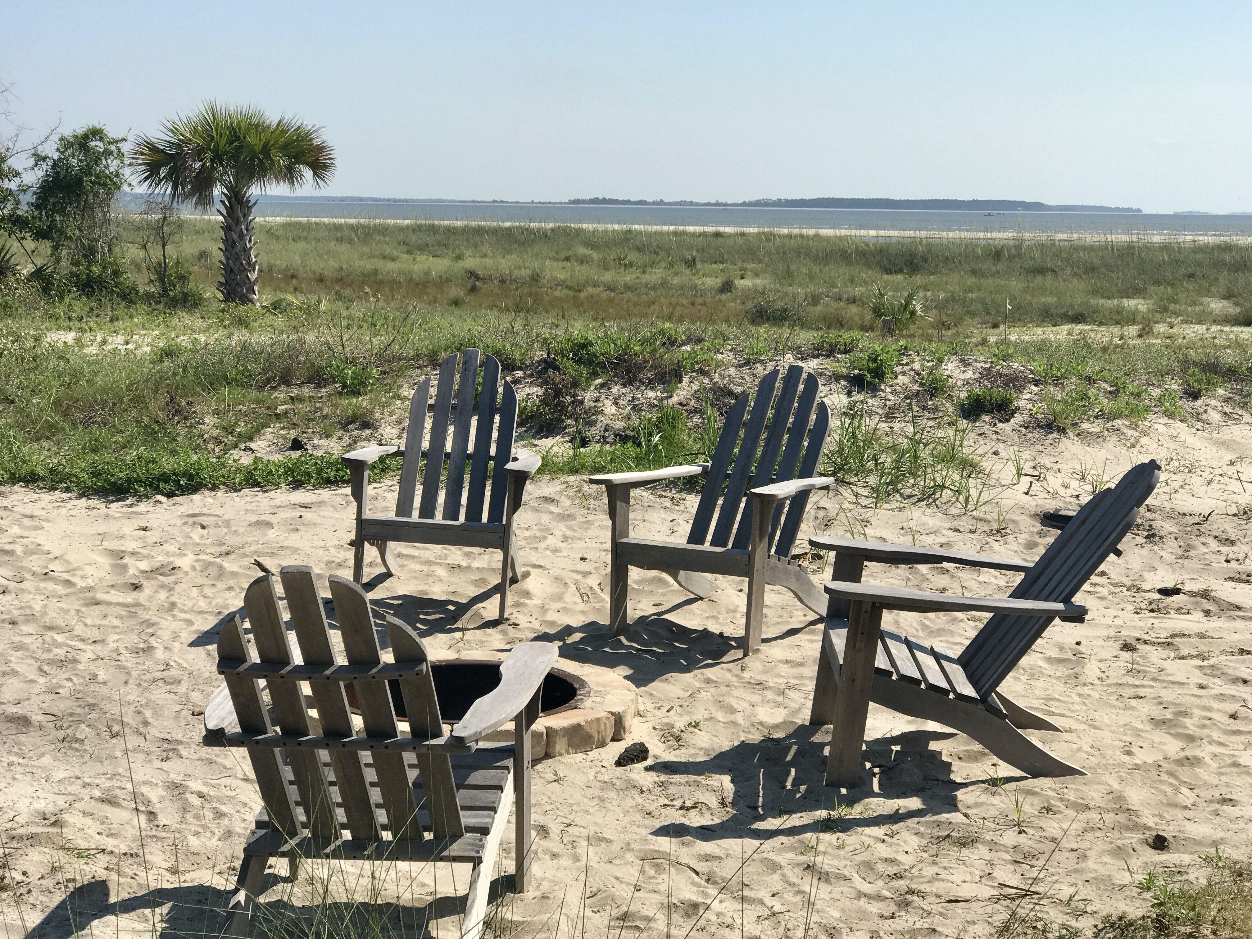 Port Royal Plantation Community Beach House Amenity Located Mid Island Is
