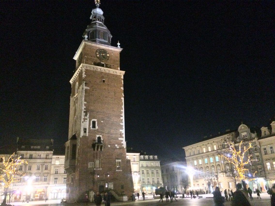 Краківська ратуша :) краса)