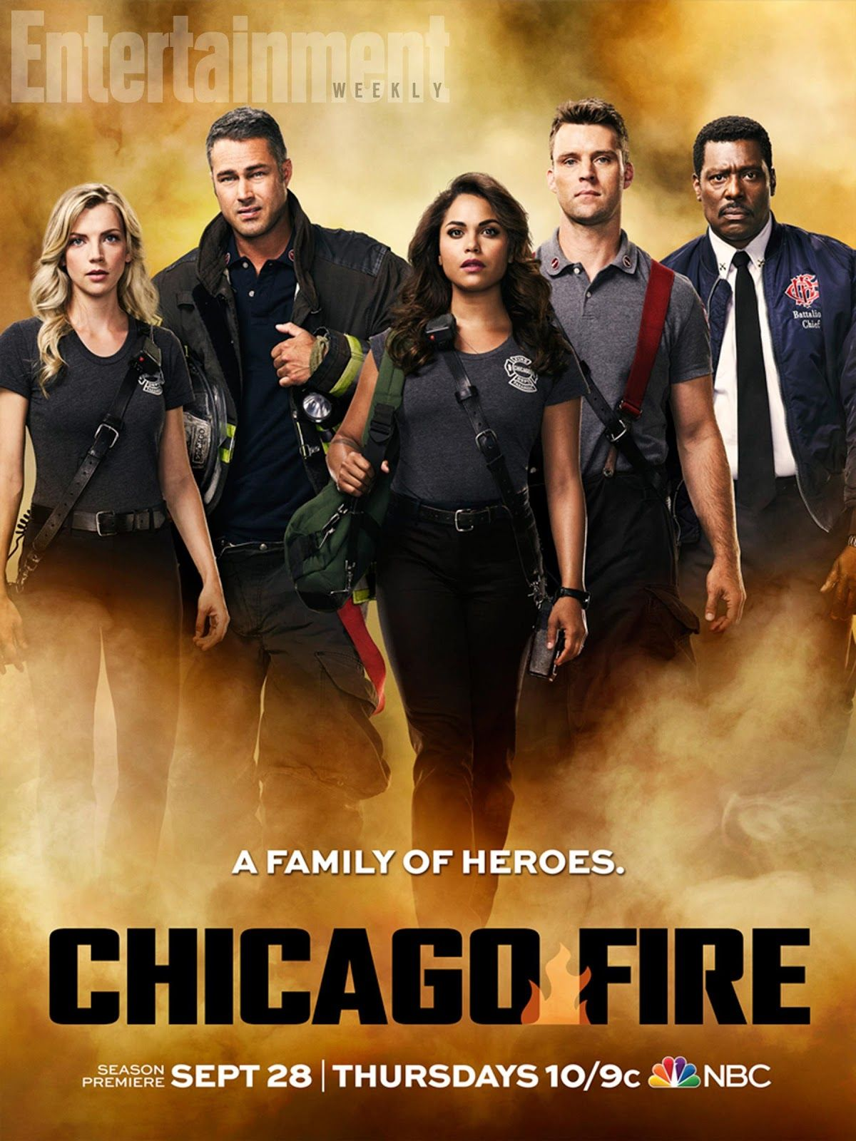 Chicago Fire Temporada 6 Ingles Subtitulado 720p
