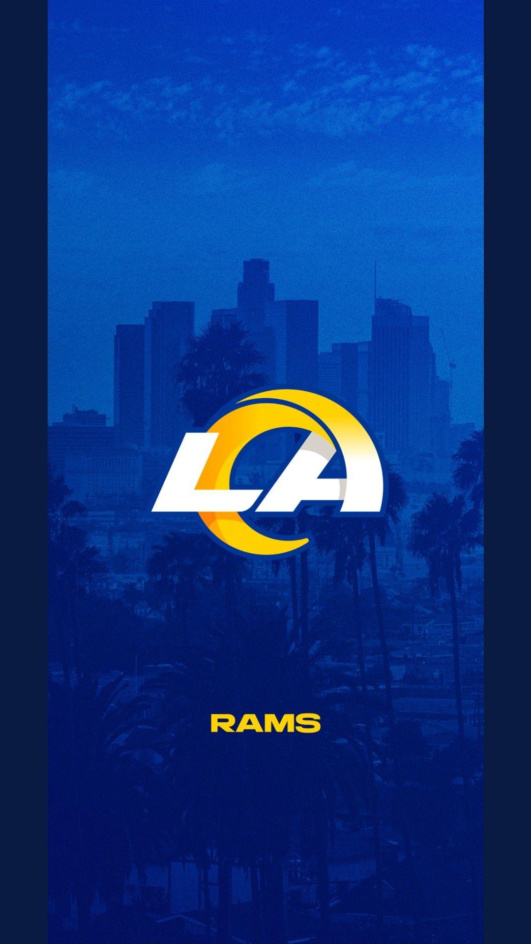 2020 Los Angeles Rams In 2020 Los Angeles Rams Logo Los Angeles Rams Rams Football
