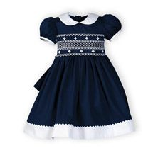 Navy and White Classics Dress, I had one like this when I was little!