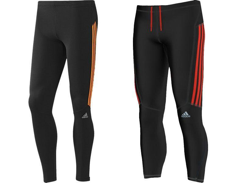 Costoso condensador Forzado  Adidas Response Long Tights Pants Black Running Pocket New $55 Mens S M L # adidas #Pants | Mens running pants, Mens running tights, Running pocket