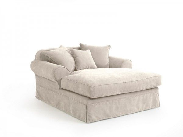 XXL-Sessel Hermine Farbe creme. Big chair. Velvet. Perfect spot for ...