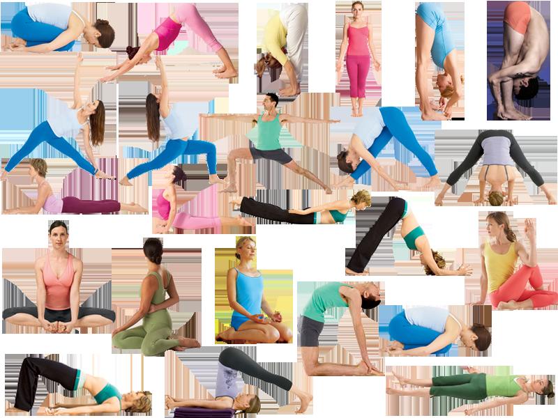 Йога для похудения тело