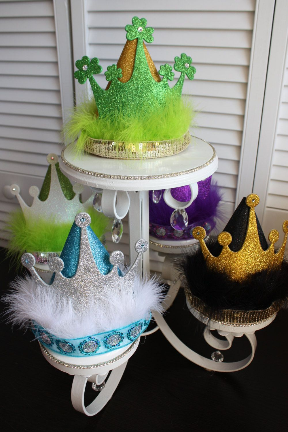 Crown birthday party hat.  24.95 7e6649367e2