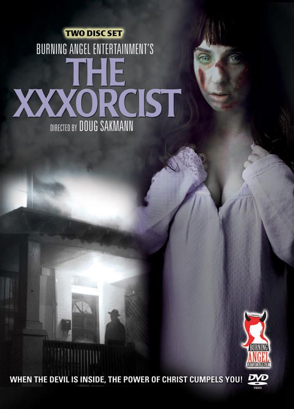 The Xxxorcist 2006 Burning Angel Entertainment Film Horor