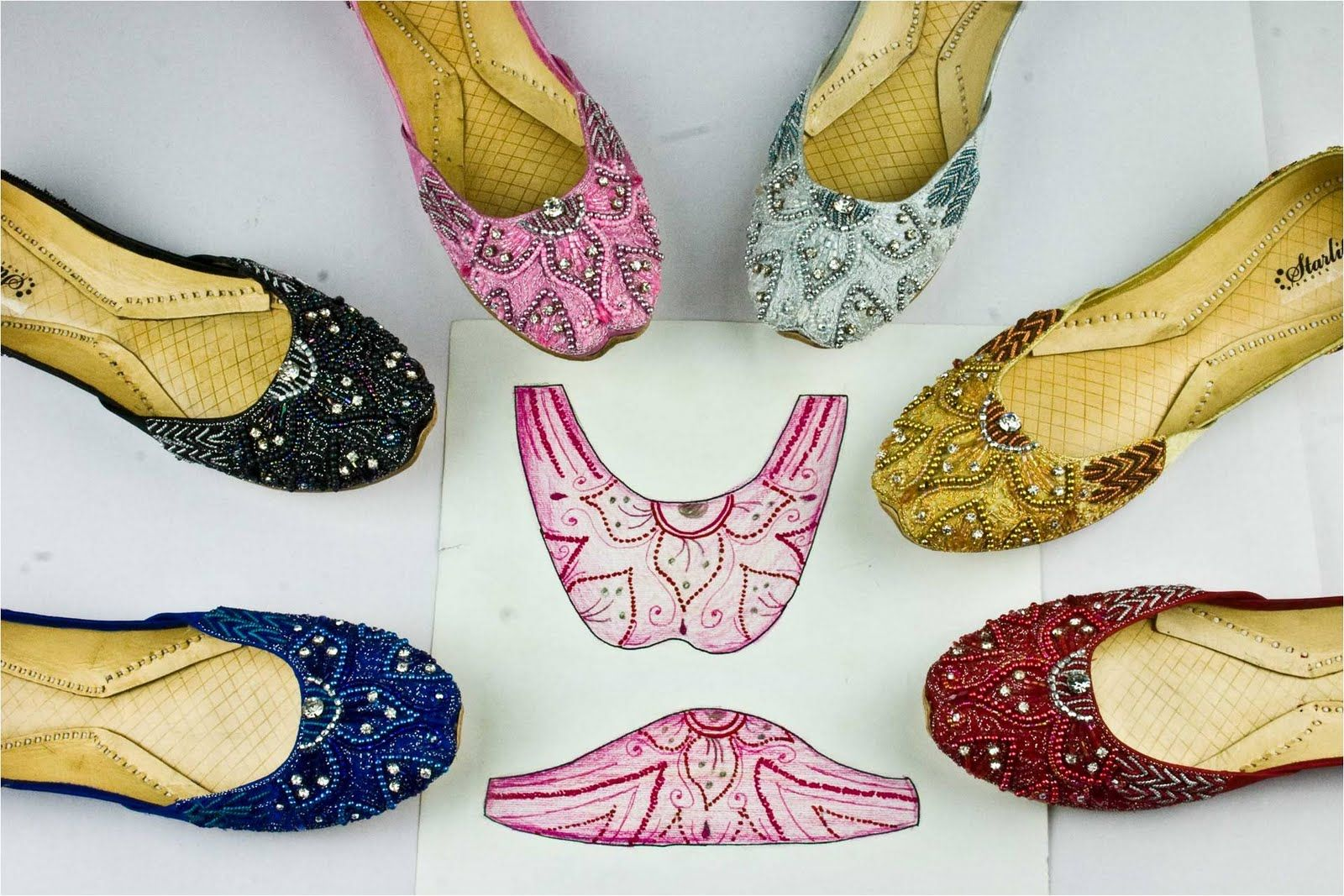 Khussa modern shoes designs collection video