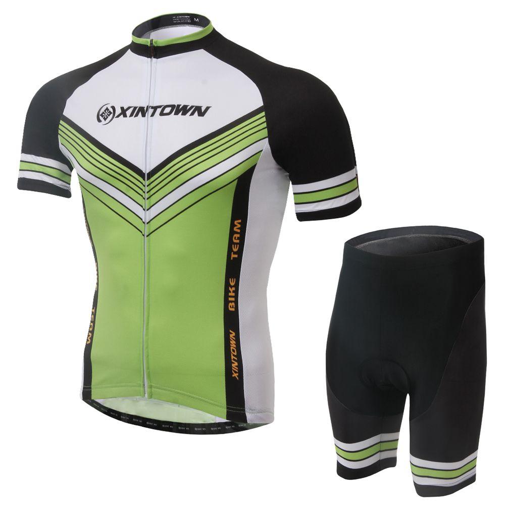 Summer Women Cycling Short Sleeve Jersey Bib Shorts Set Breathable Ropa Ciclismo