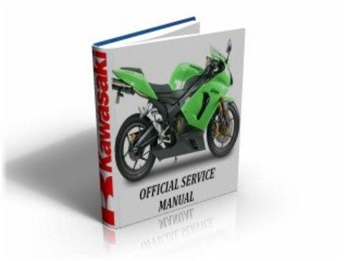 kawasaki ninja zx6r zx 6 r 2005 2006 motorcycle service manual rh pinterest com 05 zx6r service manual download 2005 zx6r service manual