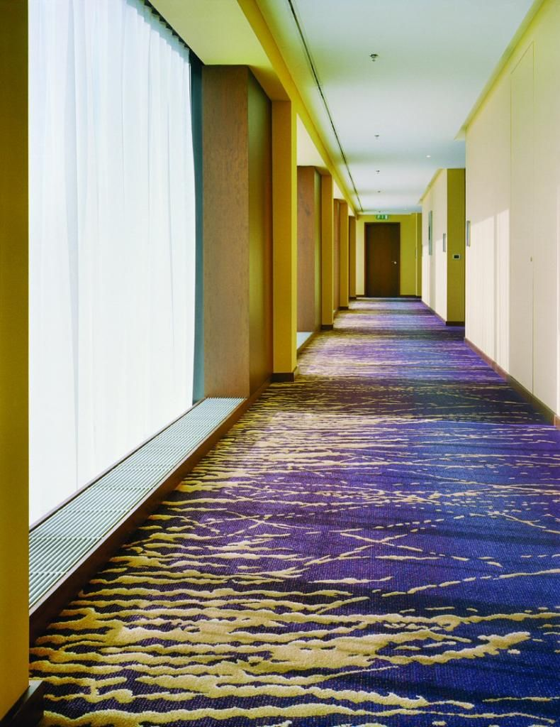 Park Hyatt Zurich Interior Designed By Hirsch Bedner