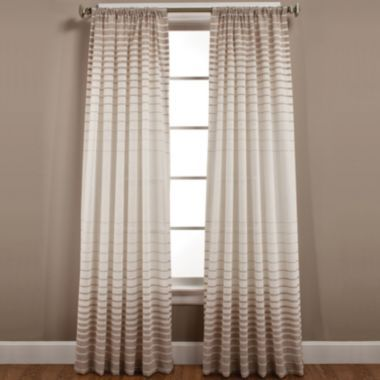 Sidestep Rod Pocket Curtain Panel Jcpenney Love These Panel