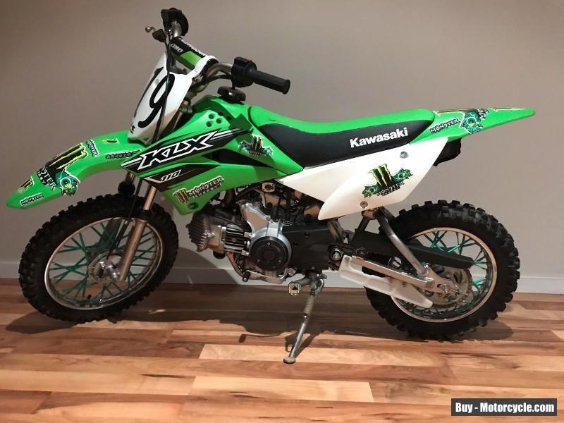 Kawasaki 110 Klx 2016 Motorcycles For Sale Buy Motorcycle
