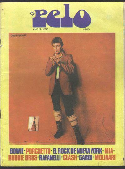 Pelo Magazine (Argentina) - 1977