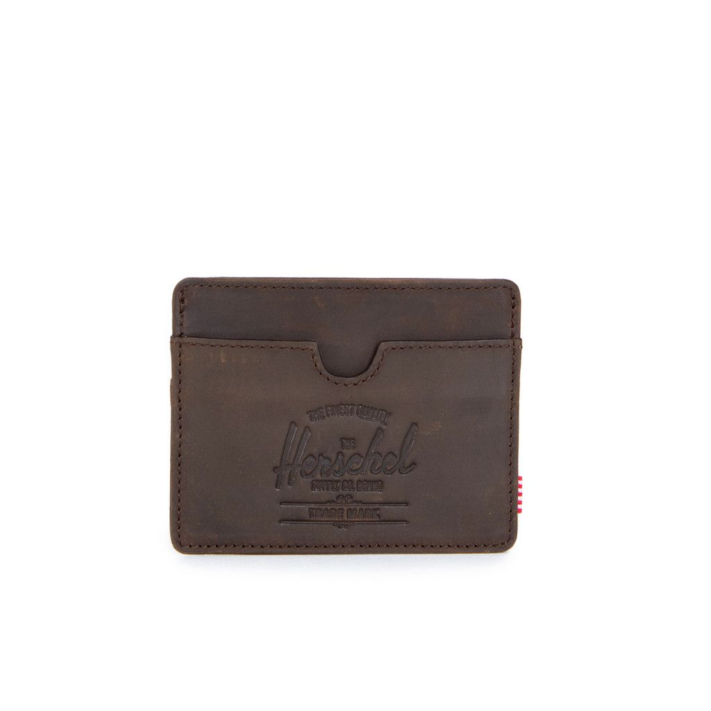 Charlie Wallet - Leather