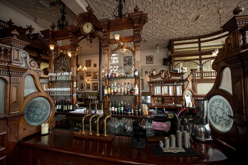 The Prince Alfred, Victorian Young\'s pub with Private Dining ...