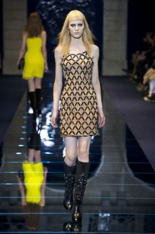 FW 2012-13 - Fashion show collection - Versace 2012