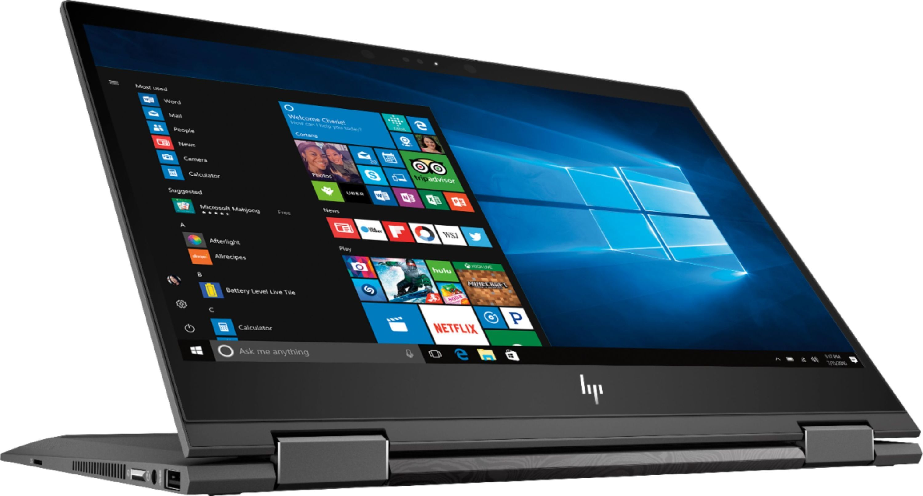 HP Envy x360 Laptop Review 2018 Cool things to buy, Quad