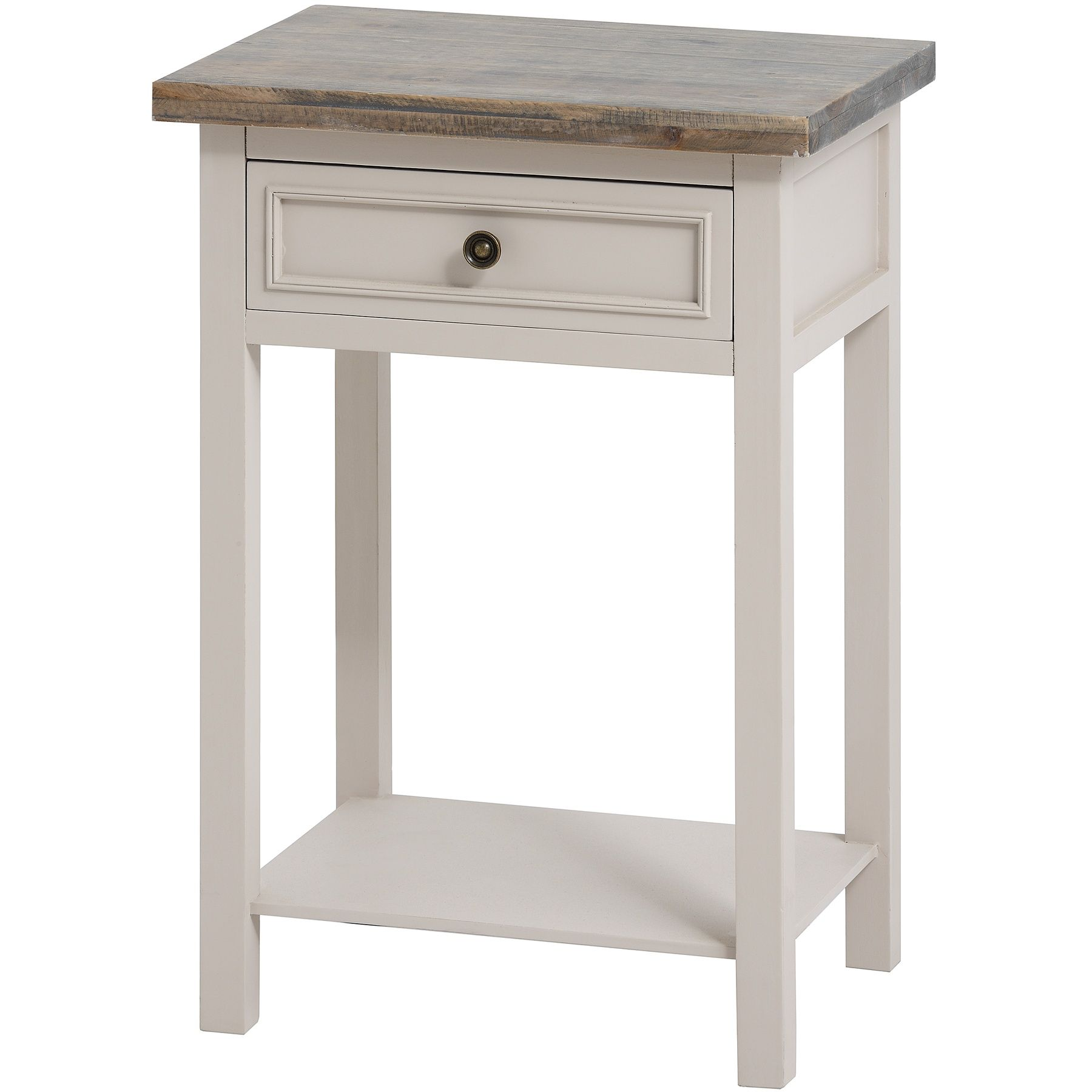 The Studley Collection 1 Drawer Lamp Table