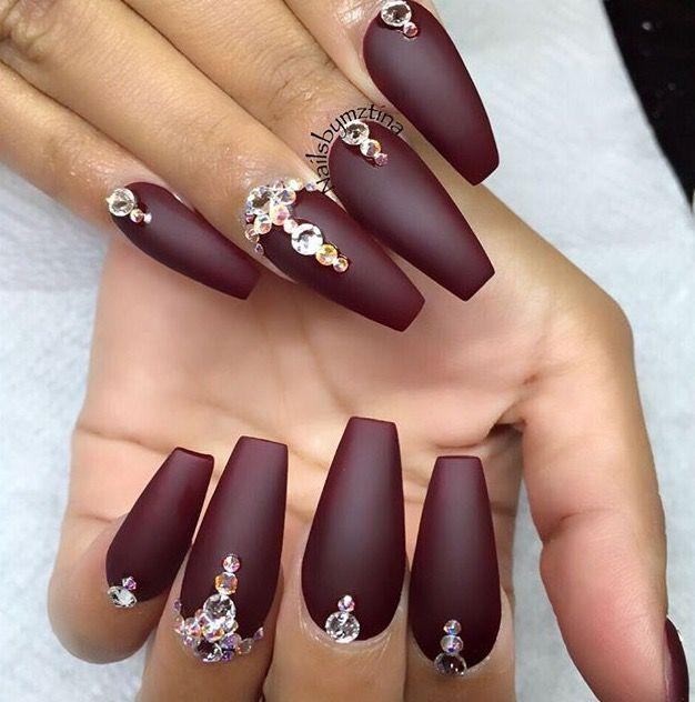 ballerina-nails.jpg | Nailed It To The Game | Pinterest | Nail inspo ...
