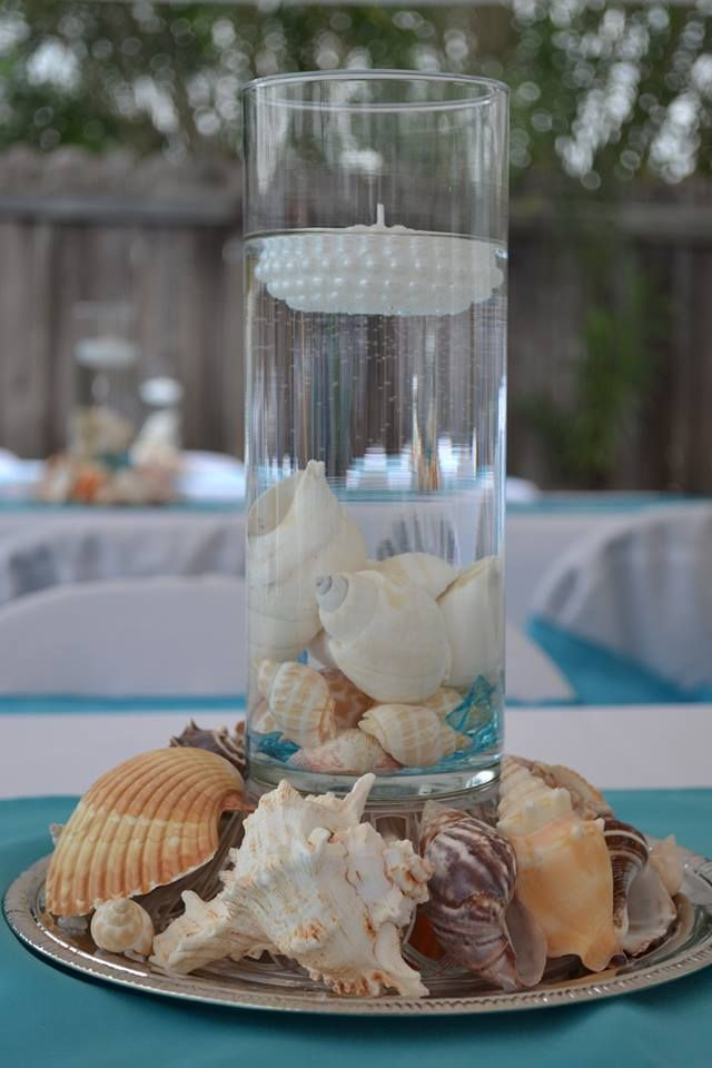 Pin By Carmen Sostre On Jenny S 15nera 2 Beach Theme Centerpieces Beach Centerpieces Quinceanera Themes