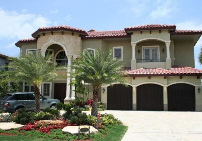 Luxury mediterranean homes luxury home plans for Beautiful double story houses