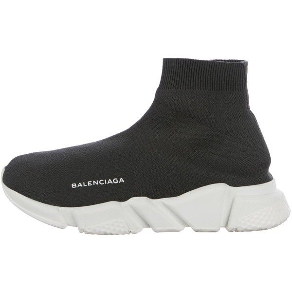 balenciaga speed knit mens olive