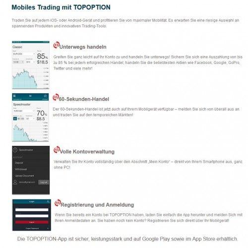 Topoption Mobile