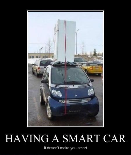 3b0c5cf68da576fa08a72db8bef9c508 pin by shebakhan on demotivationals pinterest smart car, car