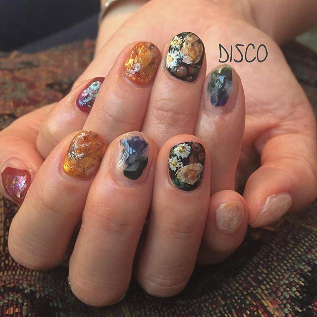 ⛵️⚗ #disconail#nail#nailart