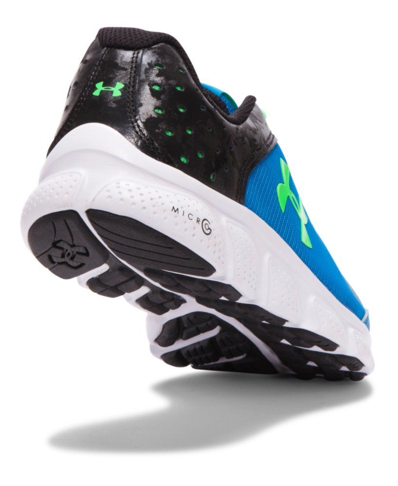 e22d3b2a95bf Under Armour Boys Grade School UA Micro G Assert 6 Running Shoes 5.5  SNORKEL     Click image for more details-affiliate link.  underarmourshoes