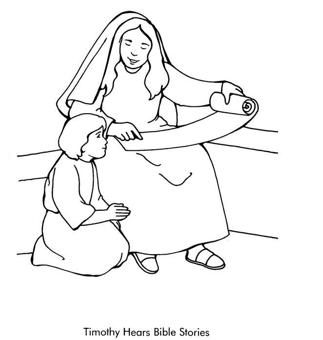 Timothy Bible Coloring Pages Bible Coloring Pages Bible Verse