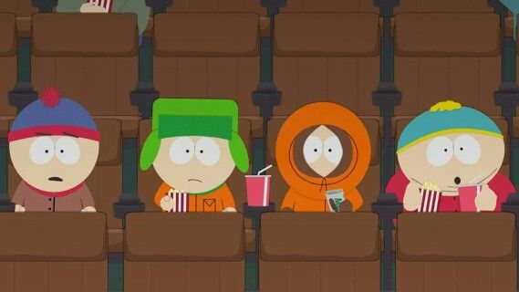South Park, The Movie, Respect, Parks, Park, Parkas