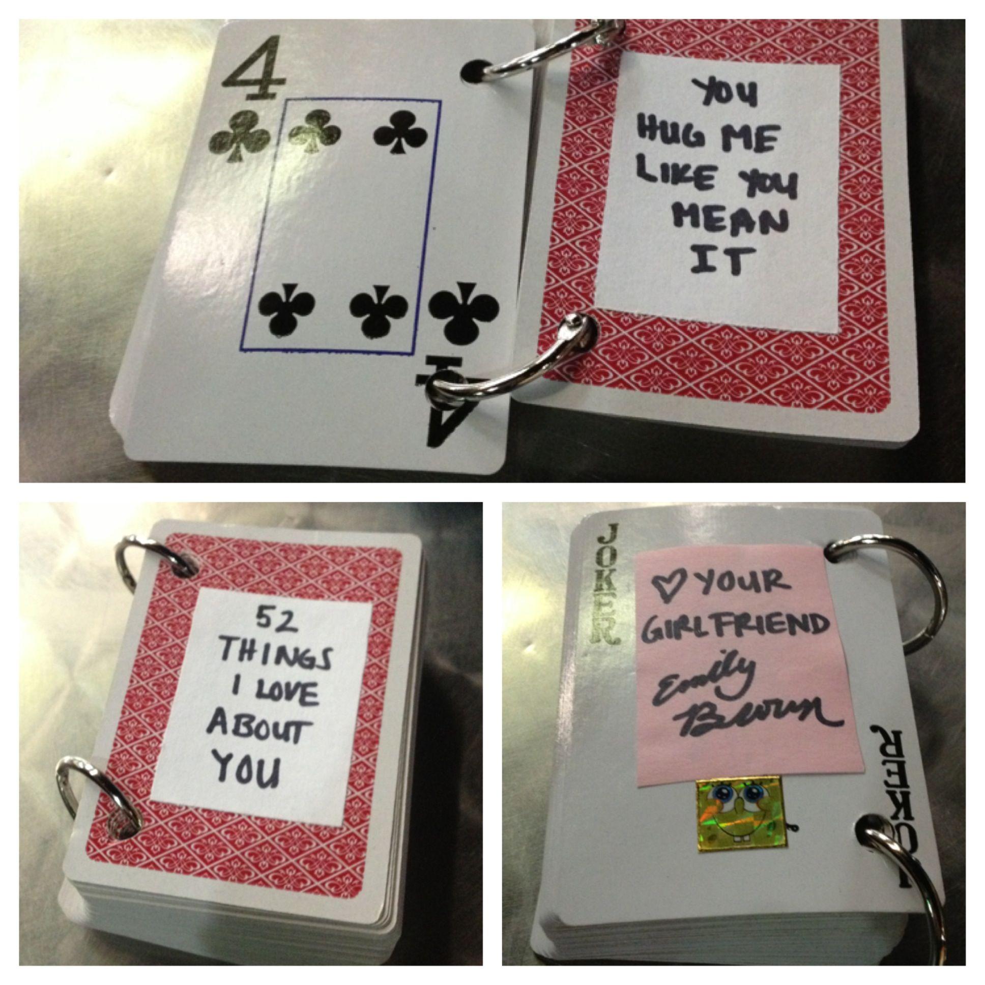6 month anniversary gift! Boyfriend anniversary gifts
