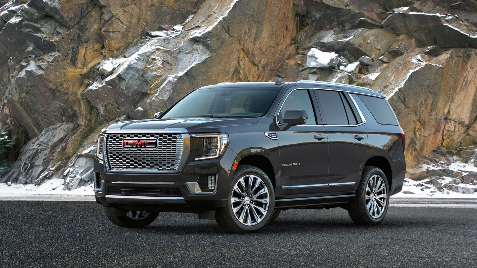 The All New 2021 Gmc Yukon And Yukon Xl Are Here And They Look