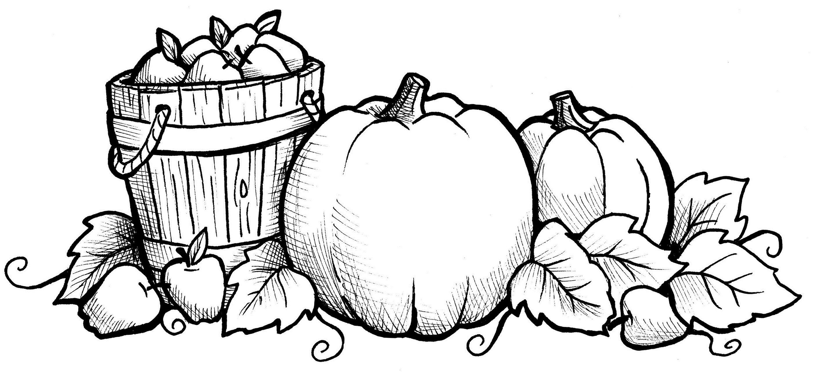 Fall Coloring Sheets Printable Fall coloring sheets