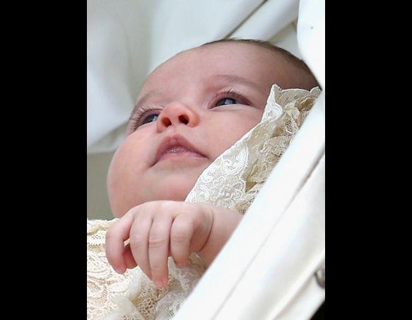 De la princesa Charlotte Bautizo | TooFab Galería de fotos