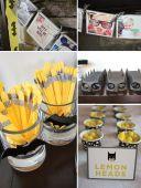 batman birthday party ideas and decor