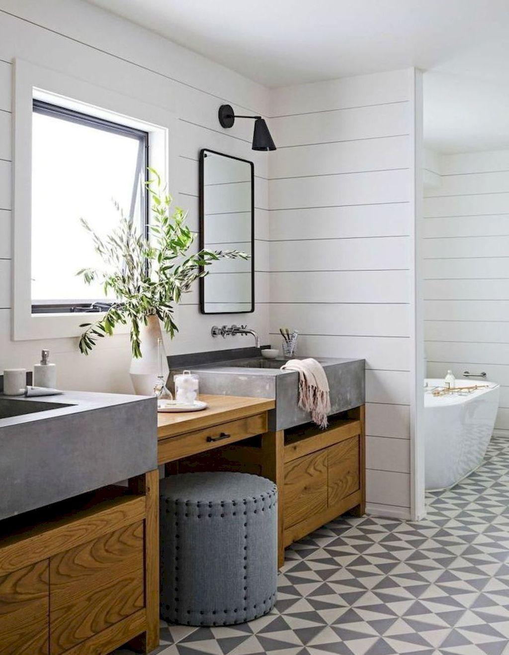 modern farmhouse master bathroom remodel ideas modern farmhouse