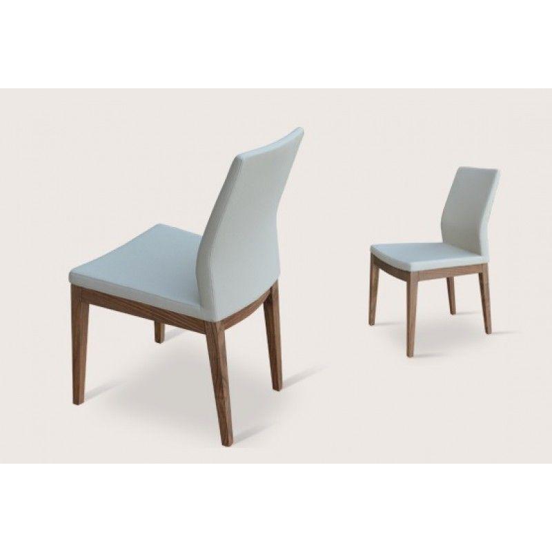 Pasha Wood Dining Chair