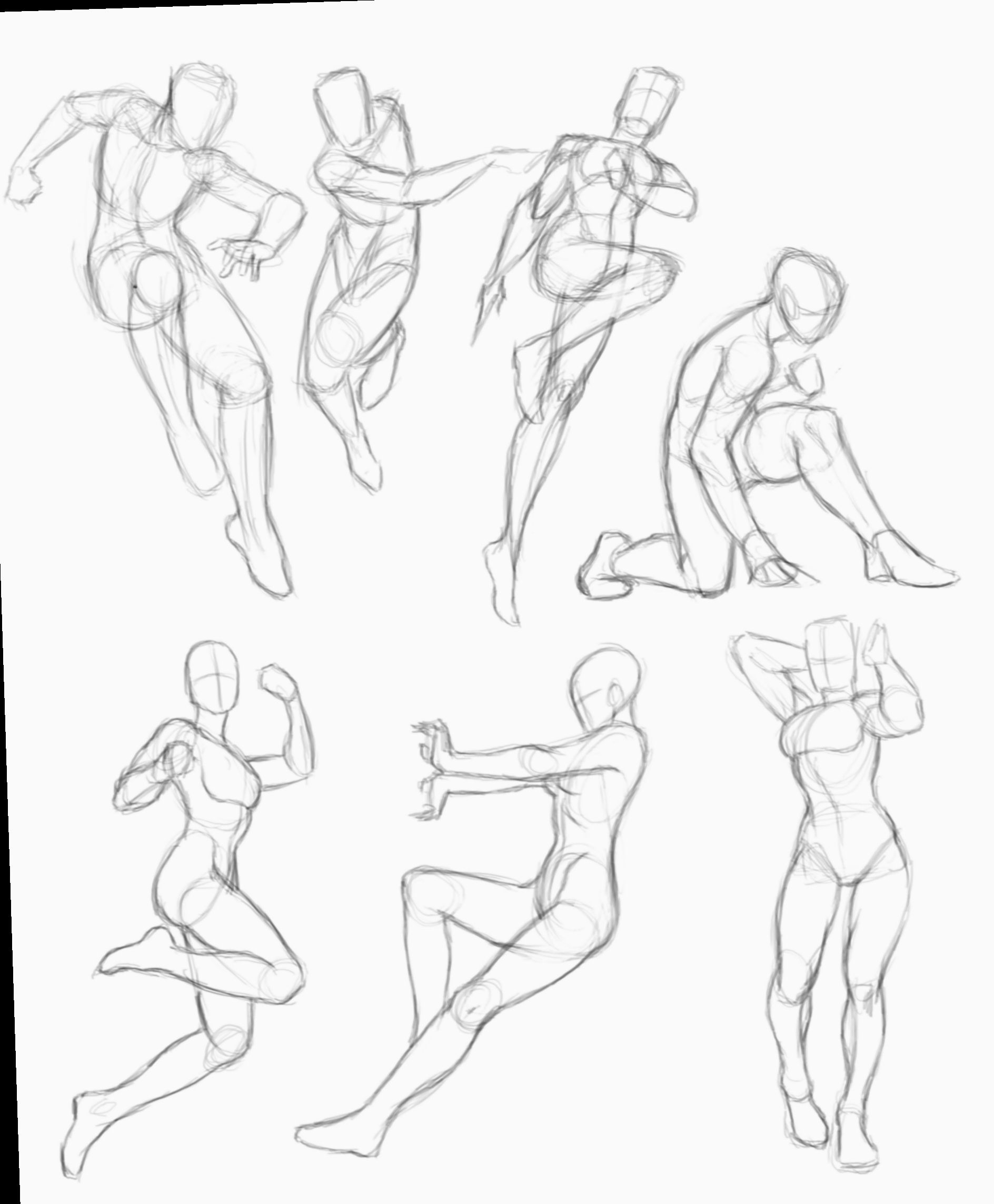 20 Anime Sketch Manga Action Poses In 2020 Art Reference Art Poses Art Reference Photos