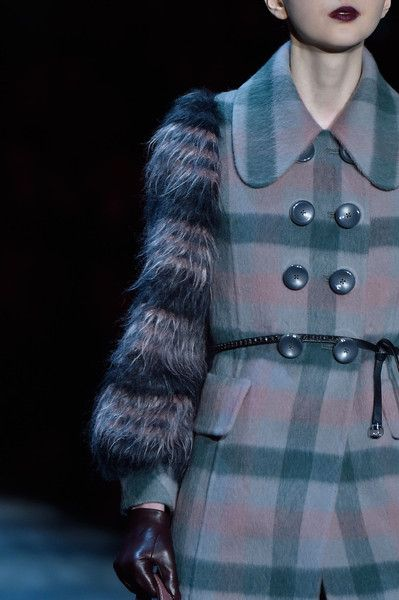 Marc Jacobs at New York Fall 2015 (Details)