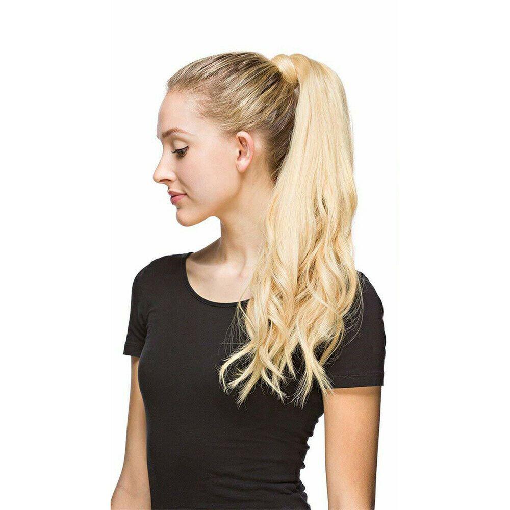 Ugeat 60100gr Straight Wrap Around Ponytail Hair