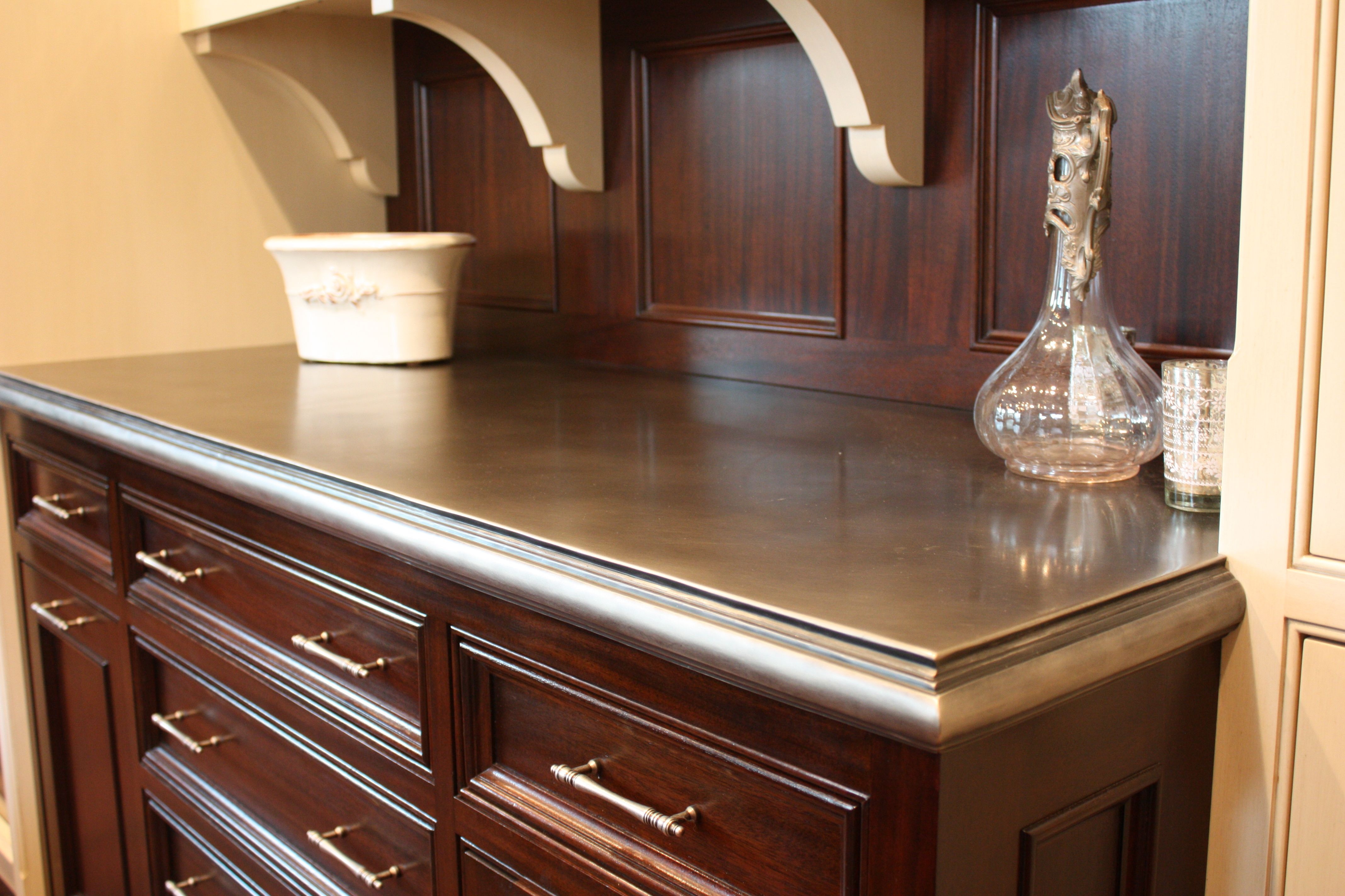 French Country Countertops, French country, Kitchen