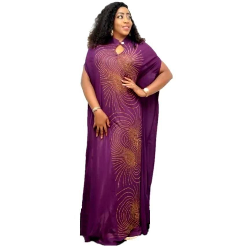 African Dresses For Women African Clothing Muslim Long Dress Fashion For Lady
