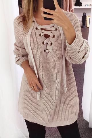 This is the sweater of our dreams! Not only is the soft blush color ... 9f7c50acf