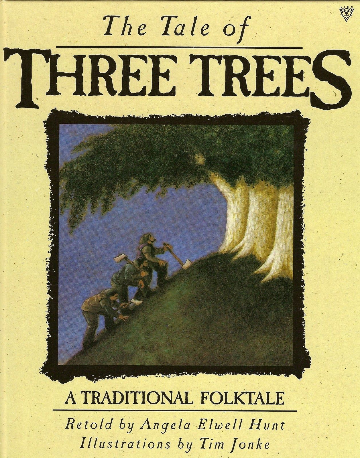 The Three Trees  retold by Angela Elwell Hunt describes the dreams of three fir trees.