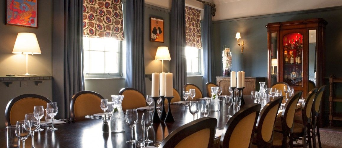 The Blue Room  The Avalon Pub Dining In Clapham South Sw12 Custom Dining Room Suit Design Inspiration