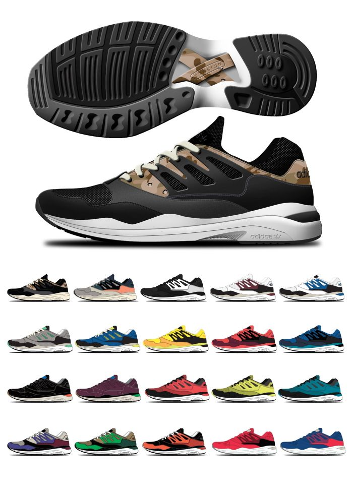 Adidas work by Vincent ETCHEVERRY at