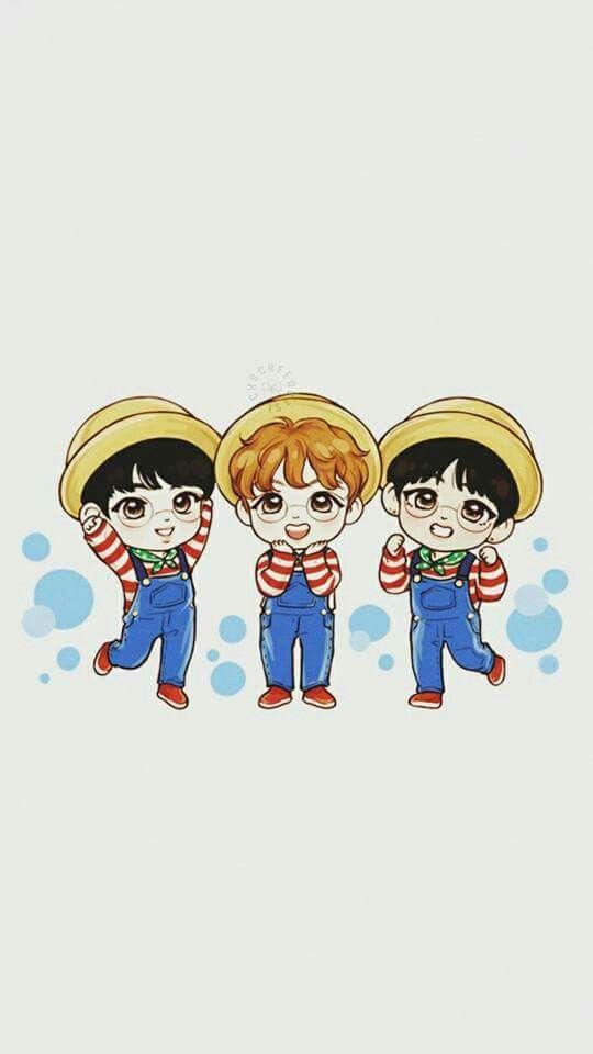 phone cases bts chibi fanart idol random cartoon drawings kawaii wallpapers