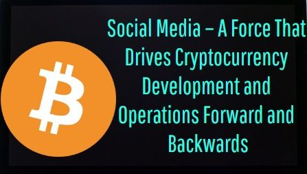 Firs social media cryptocurrency